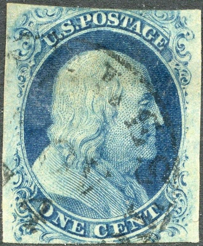 #9 USED RE-CUT TWICE AT BOTTOM CV $140.00 BP0446
