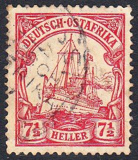 German East Africa 33 Used CV $1.60