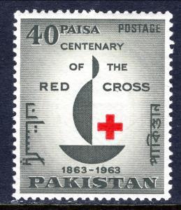 Pakistan 179 Red Cross MNH VF