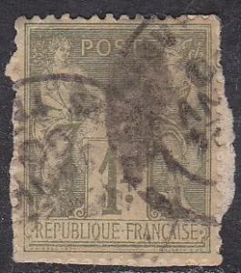 France 84 Peace and Commerce 1877