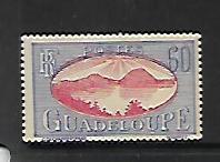 GUADELOUPE, 112, MINT HINGED, SAINTS ROADSTEAD