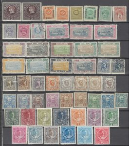 COLLECTION LOT # 2531 MONTENEGRO 54 ALL CONDITIONS STAMPS 1874+ CV+$33 CLEARANCE