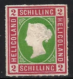 Heligoland 1867 Scott# 3 Mint