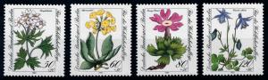 [67500] Germany Berlin 1983 Flora Flowers Blumen  MNH