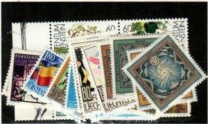 Liechtenstein Scott 1019-42 Mint NH (1994 Year Set) [TE338]