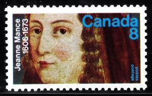 Canada 615  - FVF MH
