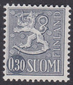 Finland Sc #404A MNH; Mi #606