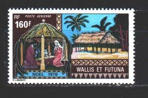 Wallis and Futuna. 1978. 322. Christmas. MNH.