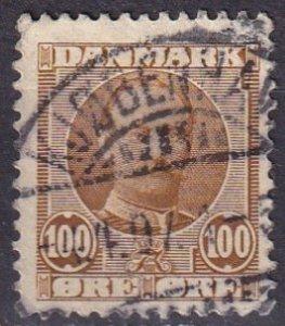 Denmark #78  F-VF Used CV $5.00