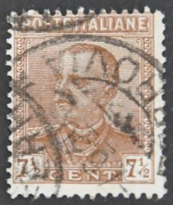 DYNAMITE Stamps: Italy Scott #197 – USED