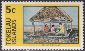 Tokelau Islands 52 Umu Food Preparation 1976