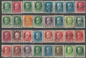COLLECTION LOT OF #1354 BAVARIA 32 STAMPS 1914+ CLEARANCE CV+$64