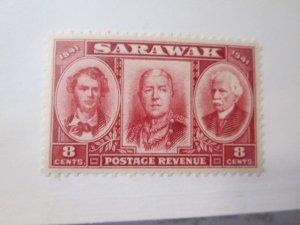 Sarawak #155 MH 2019 SCV = $3.25