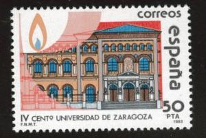 SPAIN Scott 2340 MNH** 1983 stamp