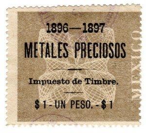 (I.B) Mexico Revenue : Precious Metals Tax 1P