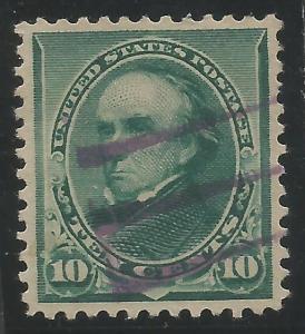 UNITED STATES 226 VFU Z5859