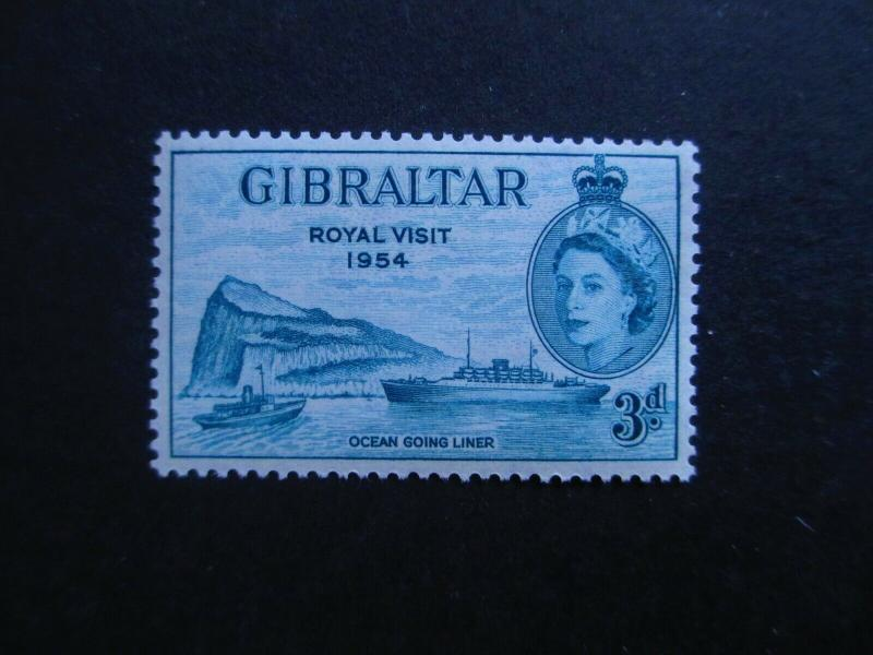 Gibraltar #137 Mint Hinged- (JB9) WDWPhilatelic 2