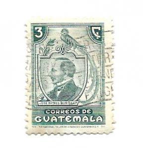 Guatemala 1946 - U - Scott #317