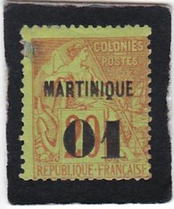 Martinique  #  5