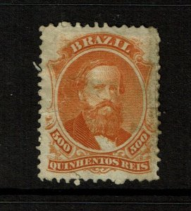 Brazil SC# 60, Used or Mint No Gum, sm side tears, see notes - S11135