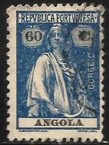 Angola 1914-1926 Scott# 149 Used