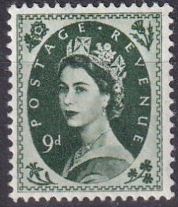 Great Britain #328 MNH CV $21.00 (A19416)