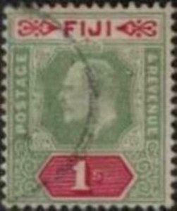 Fiji 1903 SC 67 Used Stamp