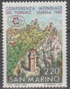 San Marino #992  MNH F-VF (SU1724)
