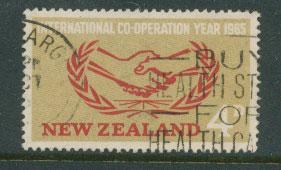 New Zealand  SG 833  Used