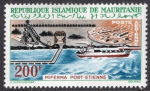 MAURITANIA SCOTT C21