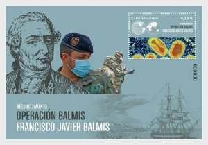 Operation Balmis and Francisco Javier from Balmis and Berenguer - Mint - Miniatu