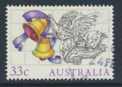 SG 989  SC# 967 Fine Used  - Christmas