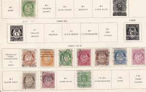 NORWAY^^^^^1877-1918  used CLASSICS on page $$@ dcc49no