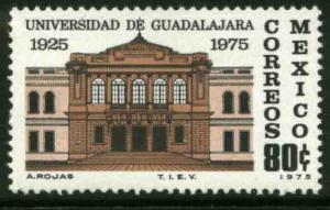 MEXICO 1107, 50th Anniv of the University of Guadalajara. MINT, NH. F-VF.