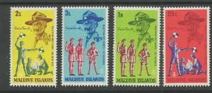 1968 Maldive Islands Boy Scouts
