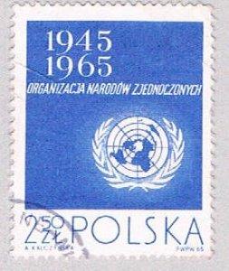 Poland UN 250 (AP115916)