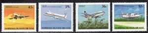 MARSHALL ISLANDS SCOTT C22-C25
