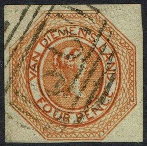 TASMANIA 1853 QV COURIER 4D USED