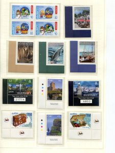 Europa CEPT  2004  complete VF NH  - Lakeshore Philatelics