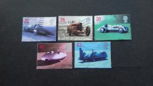Great Britain 1998 Land Speed Records Used