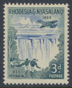 Rhodesia & Nyasaland SG 16 Sc# 156  MLH see details Victoria Falls