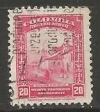 COLOMBIA C224 VFU O910-2
