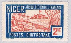 Niger J9 MLH Caravansary 1927 (BP39812)