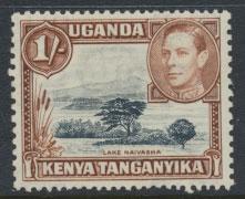 Kenya Tanganyika Uganda KUT  SG 145 SC # 80 perf 13 x 11¾  - Mint  Hinged  s...