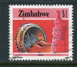 Zimbabwe #512 Used