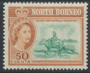 North Borneo  SG 401  SC# 290  MLH   see scans  and details