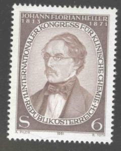 Austria Osterreich Scott 1183 MNH** 1981