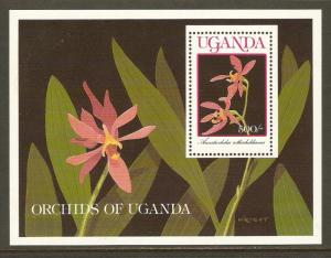 Uganda #756 NH Orchids SS