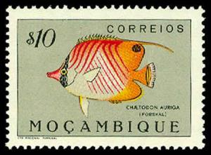 MOZAMBIQUE 351  Mint (ID # 63950)