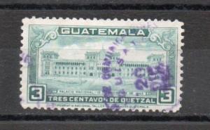 Guatemala 309 used
